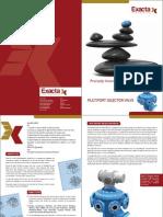 Multipuerto Exacta Brochure English