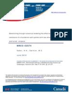 Canada - IRC Study of Reflective Insulation - 2010