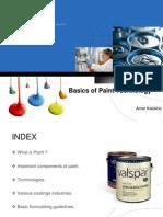 Basics of Paint Technology