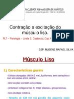 3 Contração e Excitação Do Músculo Liso.