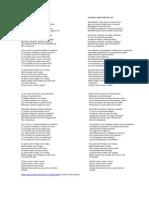 Letra Canción Enrique Iglesias Adaptación navideña
