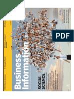 Hadoop - BusinessInformation 2013 12 Volume 1 Number 6