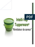 Intelli-Vap Tupperware - Astuce Cuisine Vapeur
