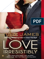 4. Julie James - Amor Irresistible - Serie FBI - U.S. Attorney IV - Las Ex 407 - Colaboración