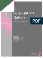 La Papa en Bolivia