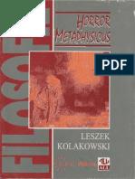 Leszek Kolakowski-Horror Metaphysicus-ALL (1997)