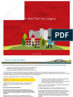 A Four Year Plan for Calgary
