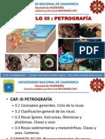 Cap. III Petrografia UNC