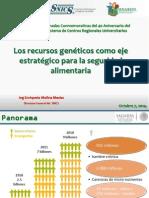 Recursos Geneticos