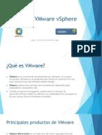 VMware y VMware VSphere