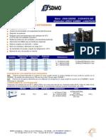 Especificaciones Jhon Deere 6125HF070