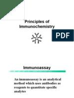 Immunochemistry Principles