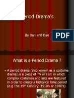 Period Dramas