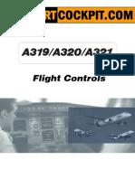A319 320 321 Flight Controls