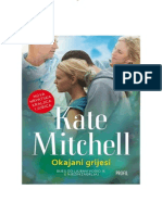 Kate Mitchell - Okajani Grijesi