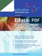 Educacion para el diseño de ecoaldeas