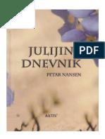 Petar Nansen - Julijin Dnevnik
