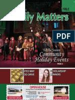 Family Matter Magazine 2014