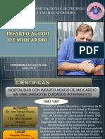 Infarto Agudo de Miocardio Expo