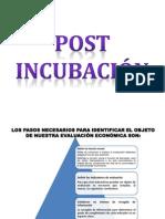 Post Incubacion Diapositivas