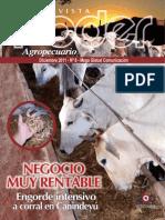 PODER AGROPECUARIO - GANADERIA - N 8 - DICIEMBRE 2011 - PARAGUAY - PORTALGUARANI