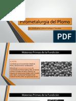 Pirometalurgia Del Pb