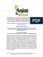 Modelo de Termsheet Anjos Do Brasil