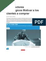 Los 2 factores psicológicos Motivar a los clientes a comprar.docx