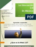 La Educación 2.0 en México
