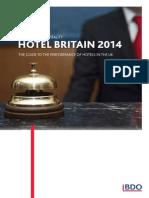 Hotel Britain 2014