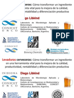 Levaduras cerveceras- cómo transformar un ingrediente en una herramienta vital para la mejora de la calidad, productividad, rentabilidad y diferenciación productiva.pdf