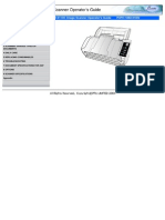 Fujitsu 5110C Scanner Op Manual