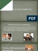 Violencia Filio-parental
