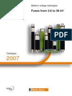 Fuse Catalog 2007en