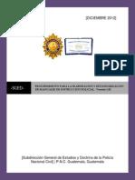 Guía Para Elaborar El Manual Pnc