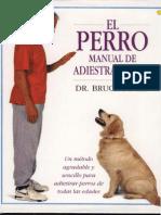 Manual Adiestramiento Canino