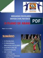 Plano de Evacuação de Escolas - Implementação e Efetividade No Desenvolvimento Da Atividade