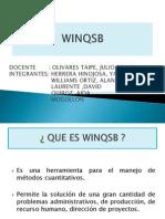 DIAPOSITIVAS WINQSB (TEORIA)