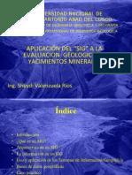 Aplicacion Sig Geologia