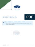 Cloudbox User Manual