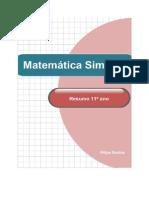 resumo11-2013Matemática