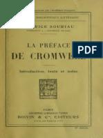 Hugo Preface Cromwell