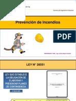 Prevención de Incendios (1)