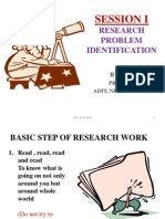 One-day Workshop on Research & Publication