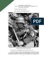 De Esparta a Espartaco. Alemania 1918-1919, de la puñalada por la espalda a La revolución comunista