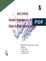 Disertacion Malvinas