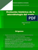 Tema 1 Evolución Histórica