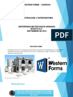 Western Forms - Contech