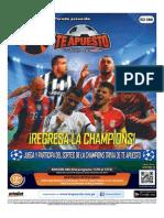 UEFA Champions League Apuestas 4 Fecha -Peru