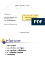 Mesure_hydraulique.ppt